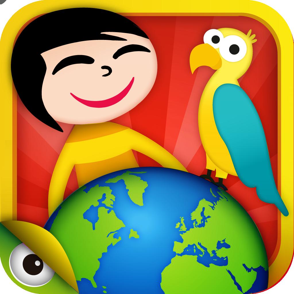 Planeta Tierra - un viaje a través del juego para descubrir la geografia la naturaleza y las culturas del mundo