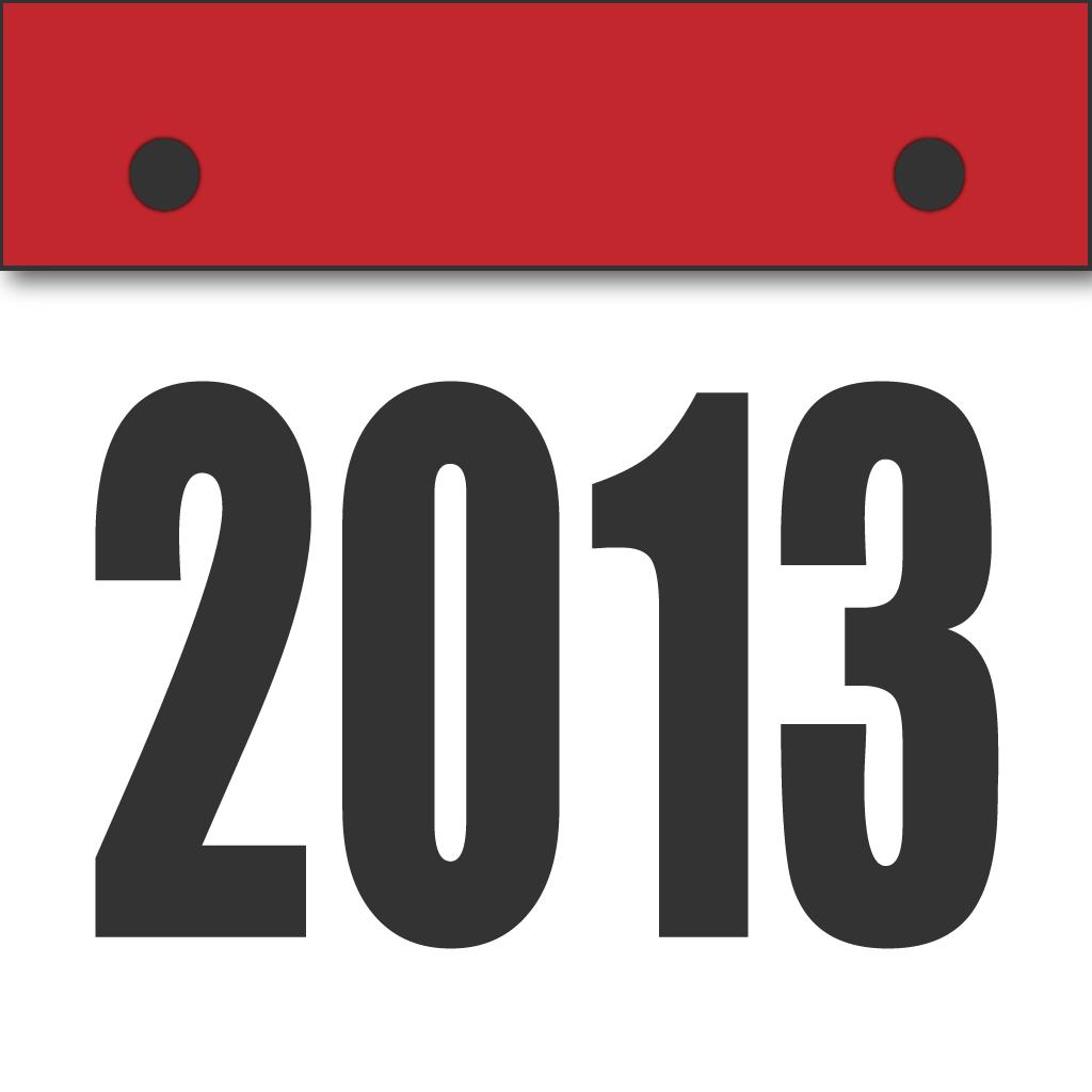 世界日历:Calendar Card【各地假期一览表】