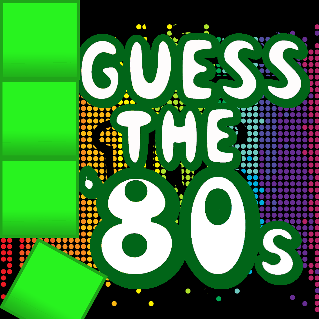 All Guess The '80s - Reveal Pics to Guess What's the Word